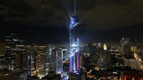 Otwarto najwyższy wieżowiec w Tajlandii - MahaNakhon
