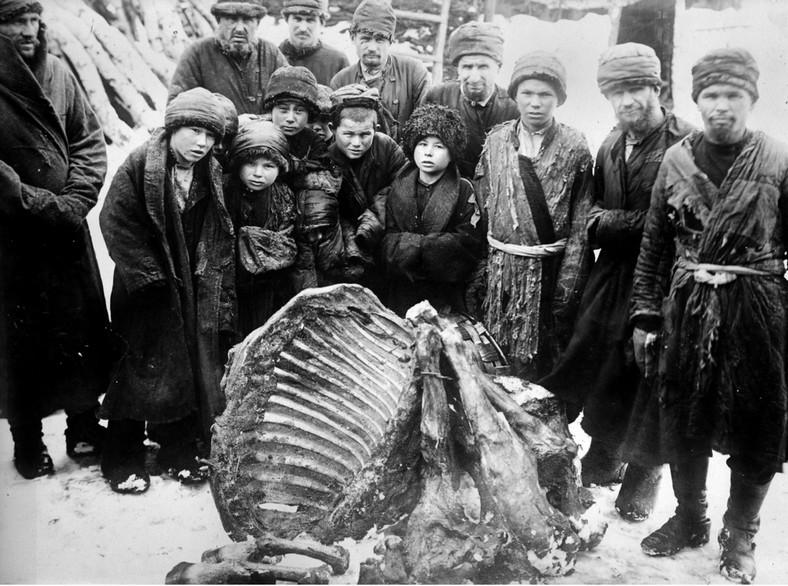 Jak Sowieci uprawiali rolnictwo