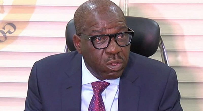 Governor Obaseki imposes 24-hour curfew in Edo after prison break #EndSARS