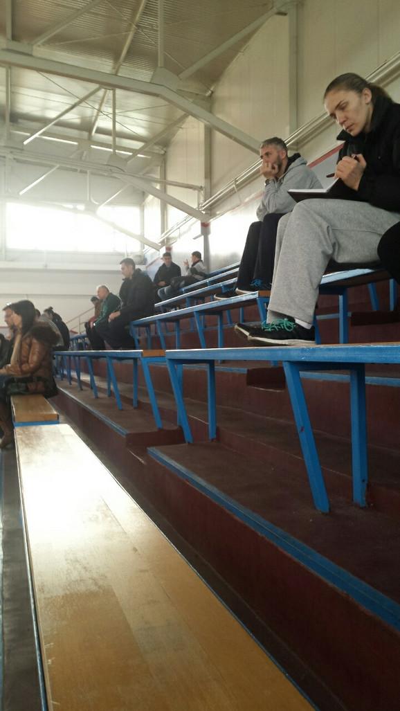 Mali, baš mali broj ljudi na Maljkovićevoj trenerskoj klinici