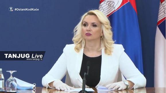 Darija Kisić Tepavčević_ Moramo i dalje da radimo iz sve snage