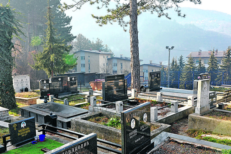 uzice sirenje groblja dovarje protest gradjana