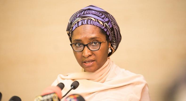 Zainab Ahmed, Nigeria's Minister of Finance,