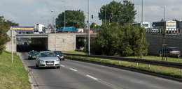 Tunel pod rondem Grunwaldzkim już otwarty