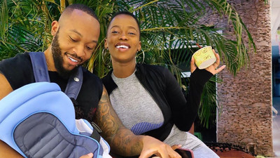 Corazon Kwamboka's response to woman who tried to body shame her months after giving Birth