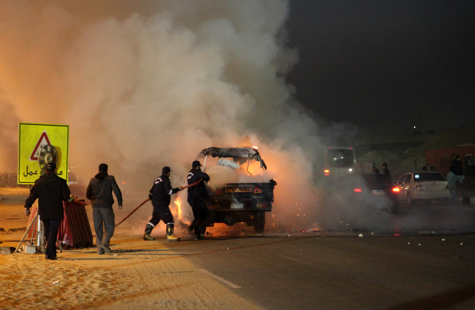 EGYPT-FBL-POLITICS-UNREST