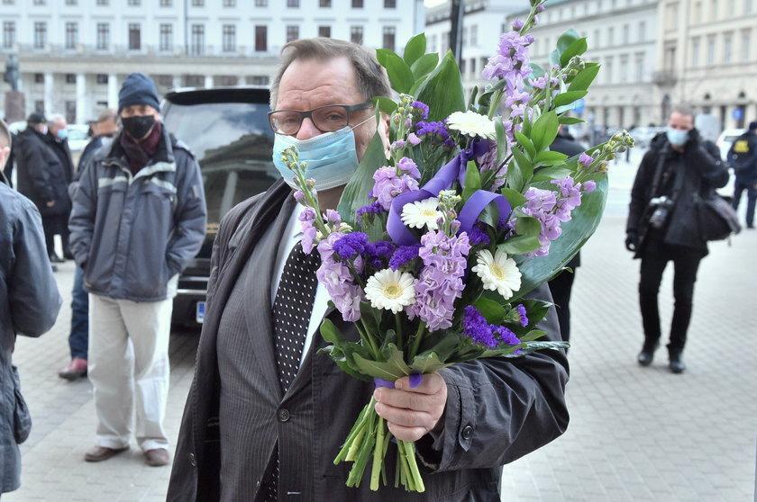 Pogrzeb Jana Lityńskiego
