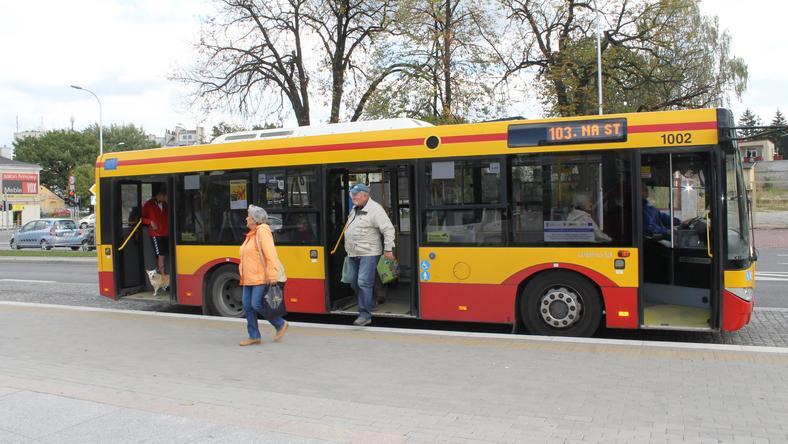 Kolejne udogodnienie dla pasażerów komunikacji miejskiej w Kielcach