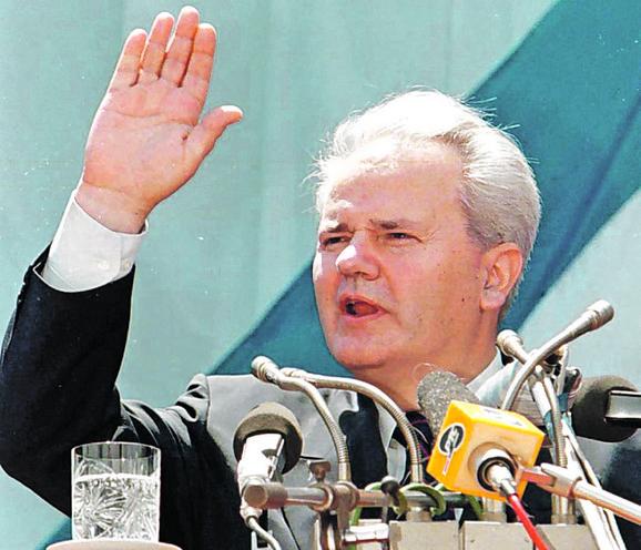 Bio blizak sa vlasnikom grčke kompanije: Slobodan Milošević