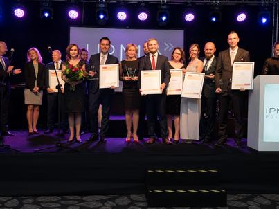 Laureaci Gali Polish Project Excellence Award