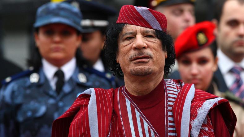 Francuski filozof opowiada, jak obalił Muammara Kadafiego