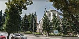 Groza w kościele w Miechowie! 26-latek zrobił to w biały dzień na plebanii