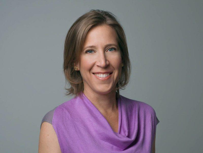 Susan Wojcicki -  Youtube
