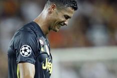 KRISTIJANO U SUZAMA Ronaldo isključen na debiju za Juventus u Ligi šampiona, potop Sitija, Real pobedom krenuo u odbranu titule