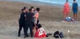 Zakopali 2-latkę w piasku, by uprawiać seks w morzu