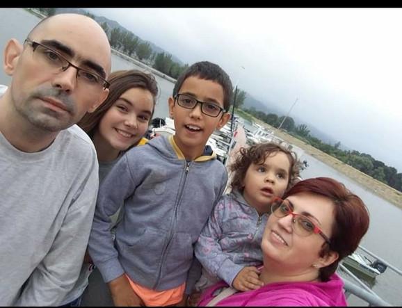 Podrška porodice je od neizmernog značaja, kaže Uroš