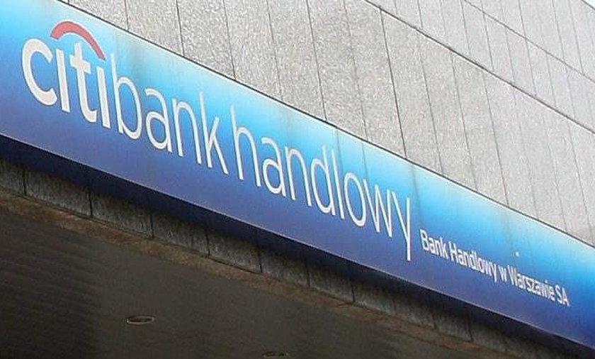 City Bank Handlowy.