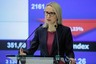 Czerwińska: Naszym celem jest jak najszybsza odbudowa gospodarki i powrót na ścieżkę wzrostu [Opinia NPBP]