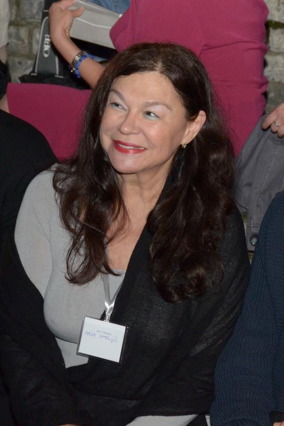Maja Sabljić na Festivalu filmskog scenarija u Vrnjačkoj Banji