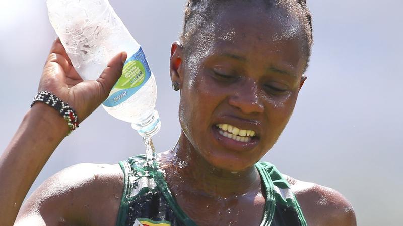 Reprezentantka Zimbabwe