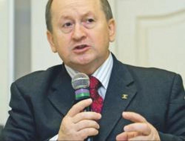 """""""Grozi nam załamanie akcji kredytowej - jeśli nastąpi tak znaczący spadek, to byłoby to bardzo, bardzo złym sygnałem w naszej gospodarce"""" - powiedział dziś Krzysztof Pietraszkiewicz, prezes ZBP. Fot. GP"""