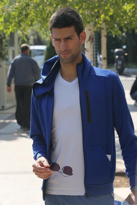 VIDEO: Evo šta je Novak Đoković radio tik pred meč sa Rodžerom Federerom!