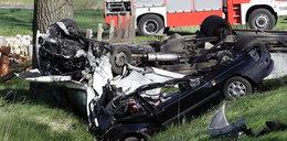 Tragiczny wypadek. 4 osoby nie żyją. Drastyczne zdjęcia
