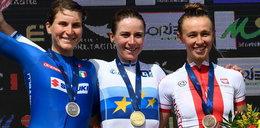 Mistrzostwa Europy w kolarstwie. Brązowy medal Katarzyny Niewiadomej!