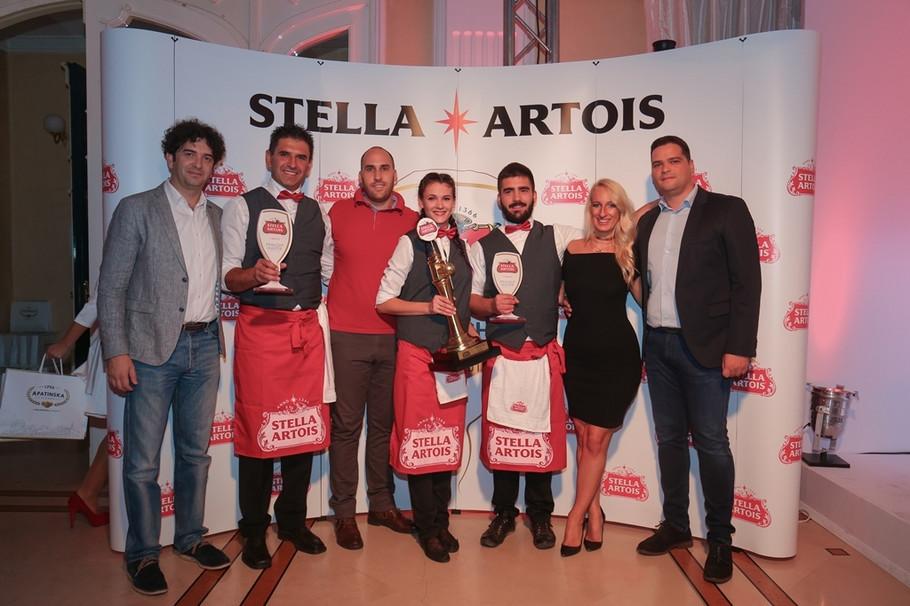 Finalisti sa predstavnicima Apatinske pivare