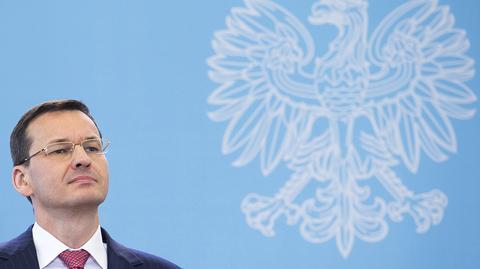 Według szacunków Ministerstwa Finansów z rozliczenia PIT przez Urzędy Skarbowe będzie mogło skorzystać około 13 milionów Polaków. Na zdjęciu wicepremier Mateusz Morawiecki