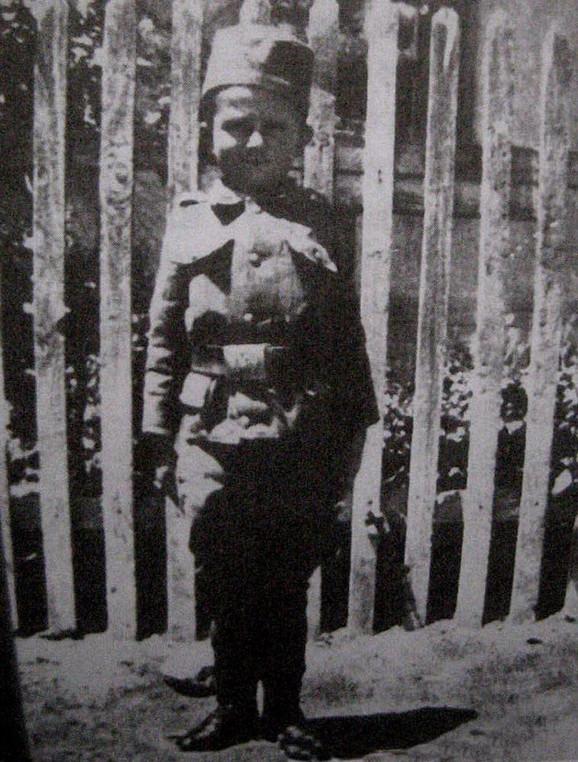 Momčilo Gavrić je imao samo osam godina kada je postao vojnik Srbije