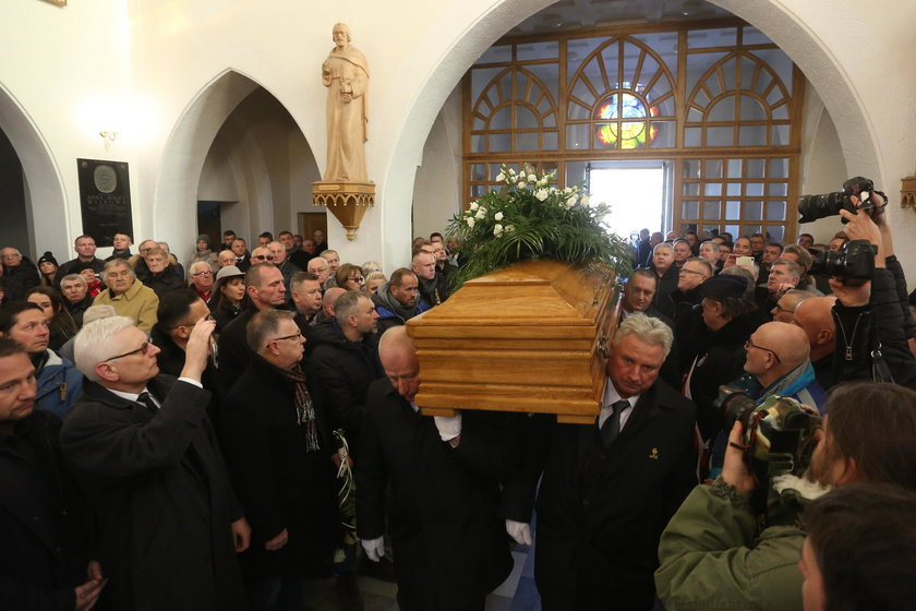 Ostatnia droga Andrzeja Gmitruka