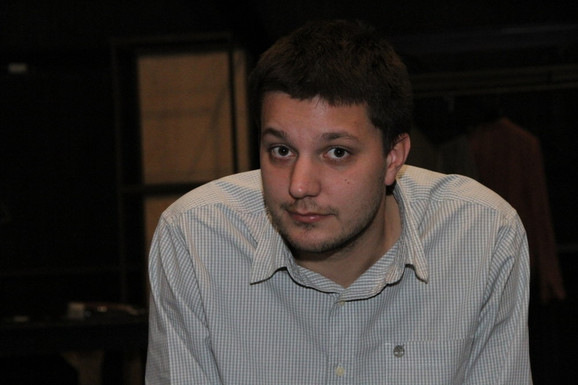 Reditelj Marko Manojlović