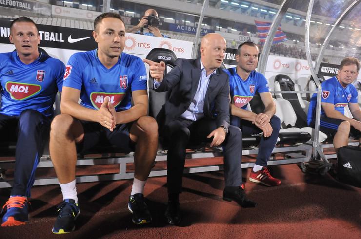 FK Partizan, FK Videoton
