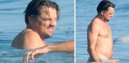 DiCaprio wylegiwał się na plaży z kumplami. I stracił panowanie nad...