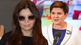 Dorota Wróblewska skrytykowała strój premier Beaty Szydło. Teraz ma dla niej radę