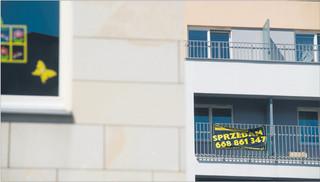 Mieszkania oferowane są taniej. Stawki wywoławcze jak w kryzysie