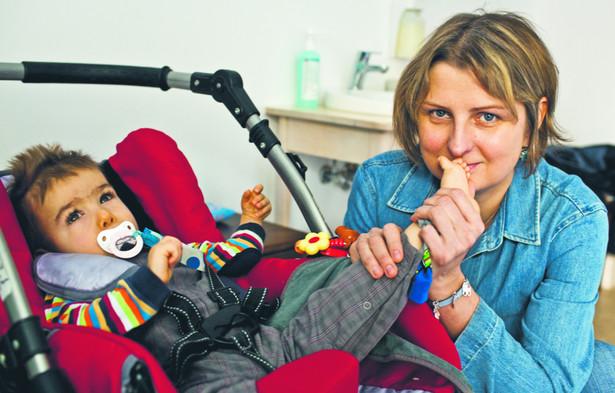 Tisa Żawrocka założycielka Hospicjum dla dzieci Gajusz