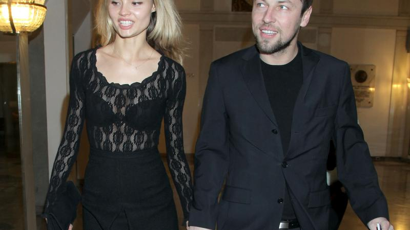 Magdalena Frąckowiak i Wojciech Pastor