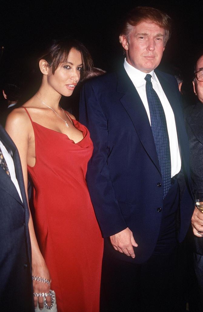 Donald Tramp sa Karom Jang