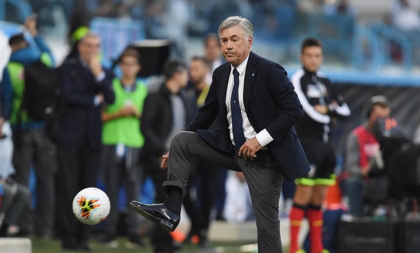 Carlo Ancelotti został trenerem Evertonu