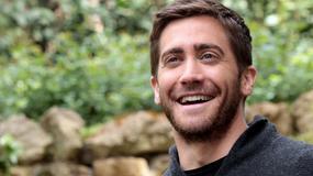 "Jake Gyllenhaal na planie filmu ""Everest"""