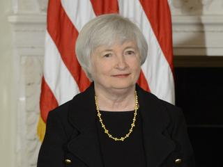 USA WHITE HOUSE OBAMA YELLEN FEDERAL RESERVE