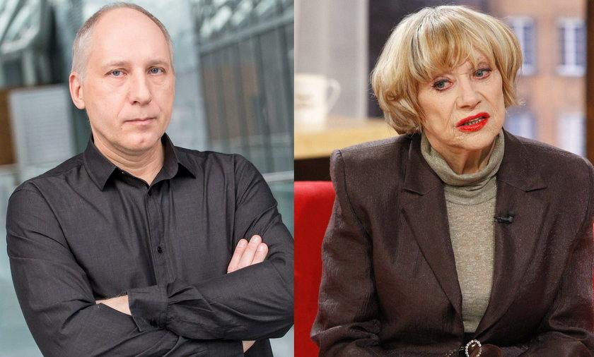 Kuba Sienkiewicz i Krystyna Sienkiewicz