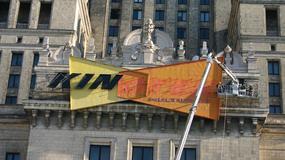 Znikają charakterystyczne neony Kinoteki z Pałacu Kultury i Nauki