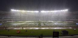 Oberwanie chmury storpedowało hitowy mecz!
