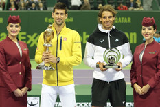 SPREMITE SE ZA SUBOTNJI SPEKTAKL Evo kada Đoković igra protiv Nadala