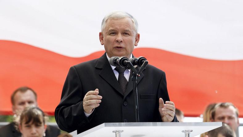 Niemcy o Kaczyńskim: Przez niego w PiS się pogubili