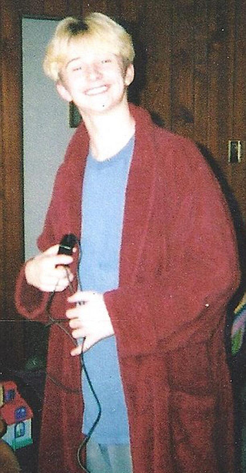 Zmumifikowane ciało 18-latka w kominie