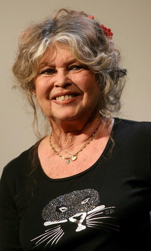 Brigitte Bardot obecnie